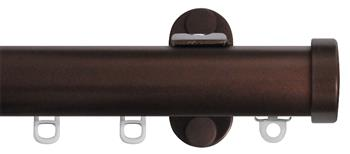 Renaissance 28mm Distinction Metal Curtain Pole Antique Bronze, Endcap