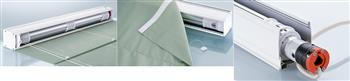 Silent Gliss 2350 Electrically Operated Roman Blind Track System