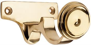 Regency County 25mm Centre Cup Bracket Brass
