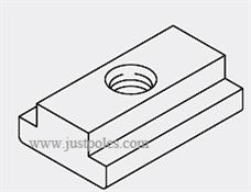 Silent Gliss Metropole Extension Bracket Inserts, 6141
