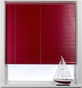 Swish Cordless Venetian Blind 25mm Slats, Berry Berry