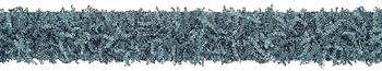 Hallis Opulent Trim Ruche 40mm, Teal